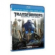 Transformers 3 Dark of the Moon 3D 3D Blu-Ray 2D Blu-Ray and Digital Copy