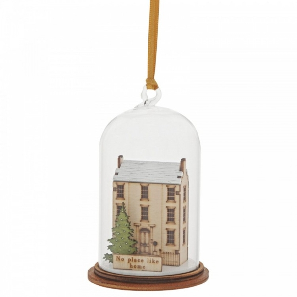 Home for Christmas Hanging Ornament