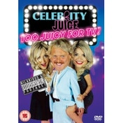 Celebrity Juice - Too juicy For TV DVD
