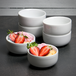 Set Of 6 Porcelain 150ml Bowls | M&W - Image 2