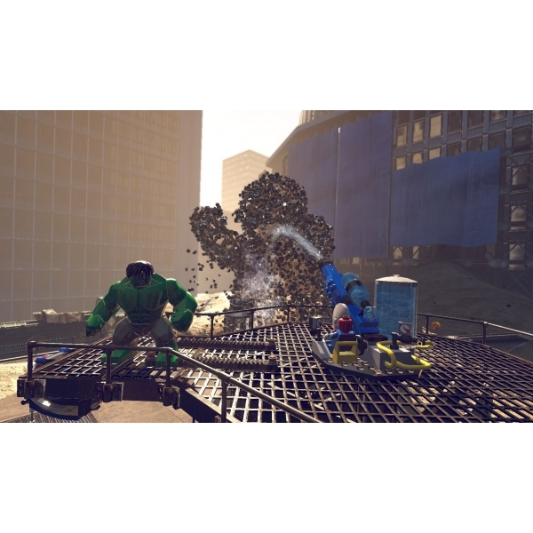 Lego Marvel Super Heroes Universe In Peril Game 3DS - Image 5
