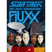 Star Trek The Next Generation Fluxx Card Game