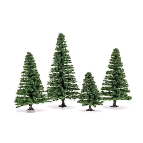 Small Fir Trees Hornby Model Accessory