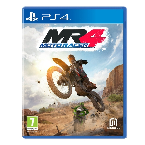 MotoRacer 4 PS4 Game (PSVR Compatible) [Used - Like New]