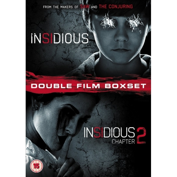 Insidious & Insidious Chapter 2 Double Pack DVD