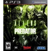 Aliens vs Predator (AVP) Game PS3 (#)