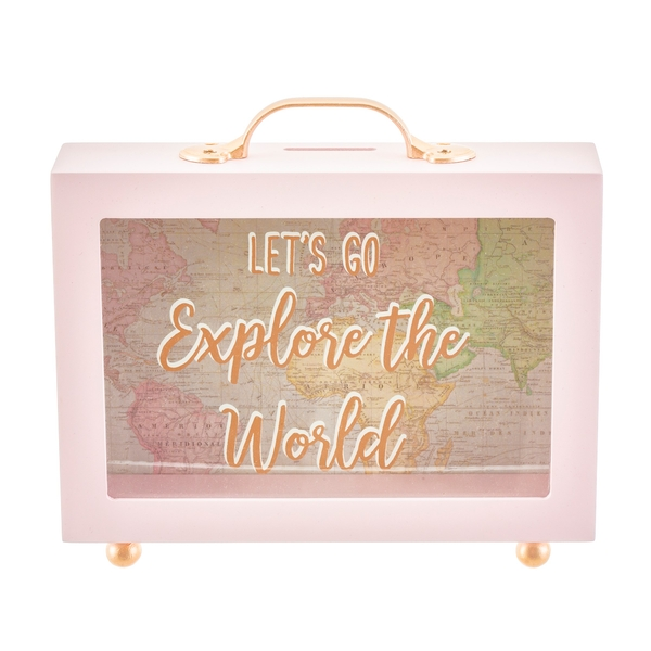 Sass & Belle World Explorer Money Box