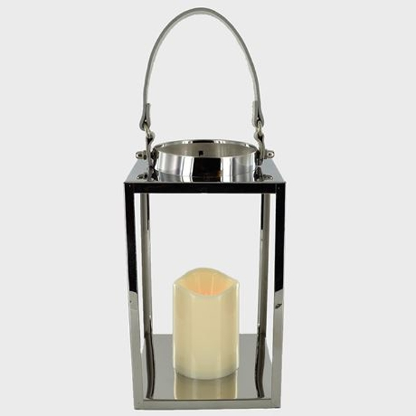 Flicker Candle Lamp H25.5cm