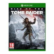 (Pre-Owned) Rise of the Tomb Raider Xbox One Game Used - Like New