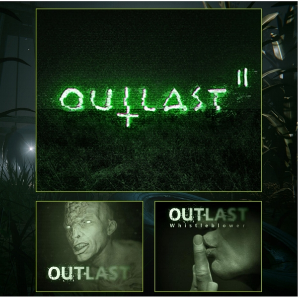 Outlast Trinity PS4 Game - Image 2