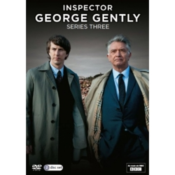 Inspector George Gently Series 3 DVD