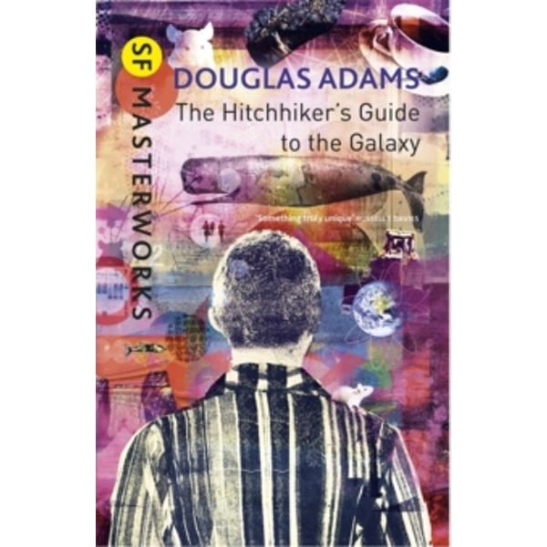 The Hitchhiker's Guide To The Galaxy (Hardback, 2012)