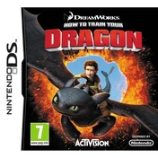 How To Train Your Dragon Game DS