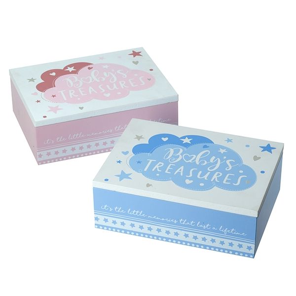 Baby Treasures Box Set of 2 By Heaven Sends