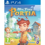 My Time at Portia PS4 Game (Housewarming Gift Set DLC)