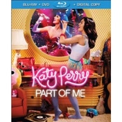 Katy Perry Part Of Me Blu-ray & DVD & Digital Copy