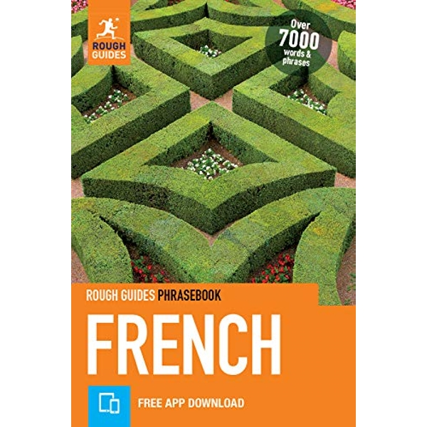 Rough Guides Phrasebook French (Bilingual dictionary)  Paperback / softback 2019