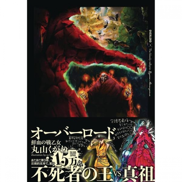 Overlord  Light Novel: Volume 3: Bloody Valkyrie Hardcover