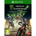 Monster Energy Supercross Videogame Xbox One Game