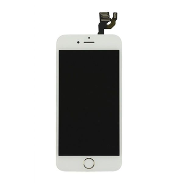 iPhone 6 Compatible Assembly Kit White Copy