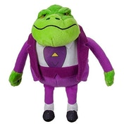 Danger Mouse Baron Greenback Plush with Sound