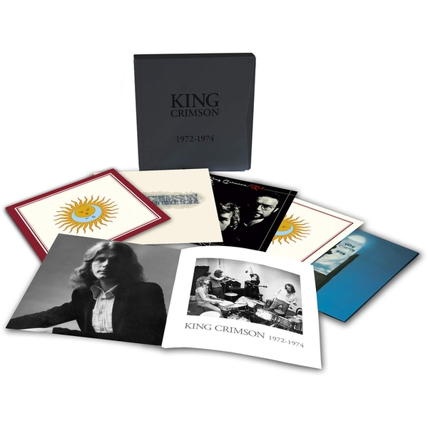 King Crimson - 1972 - 1974 (Limited Edition) Vinyl