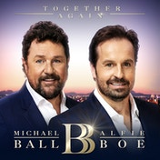 Michael Ball And Alfie Boe - Together Again CD