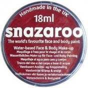 Snazaroo Classic Burgundy Face & Body Paint 18ml