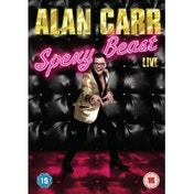 Alan Carr Spexy Beast DVD