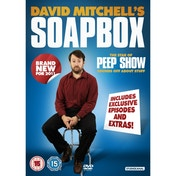 David Mitchell's Soap Box DVD