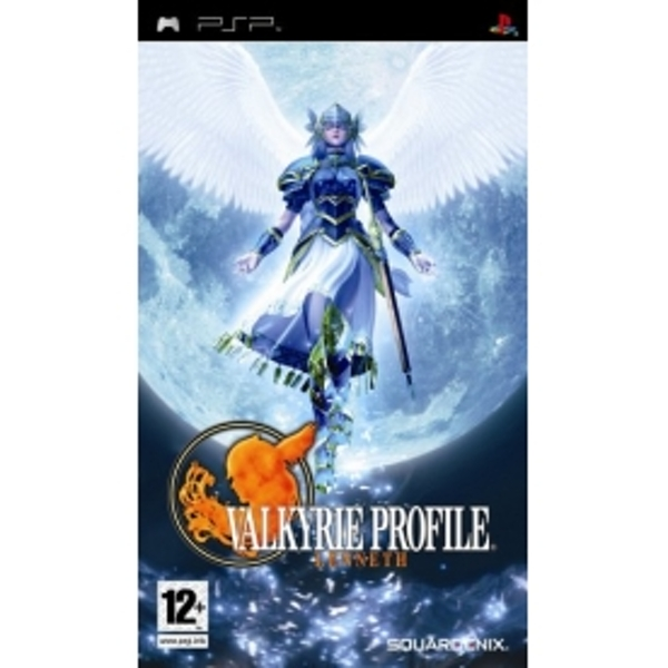 Valkyrie Profile Lenneth Game PSP