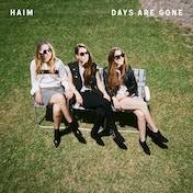 Haim Days Are Gone CD
