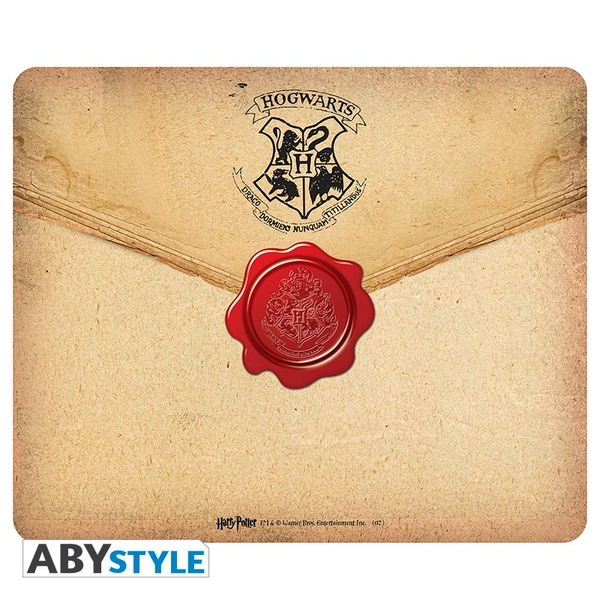 Harry Potter - Hogwarts Letter Mouse Mat