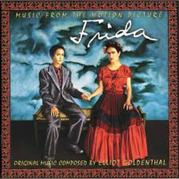 Various – Frida - Music From The Motion Picture Soundtrack Vinyl
