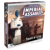 Star Wars Imperial Assault Tyrants of Lothal Expansion