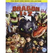 How To Train Your Dragon/How To Train Your Dragon 2 (UV) Blu-ray