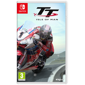 TT Isle Of Man Ride On The Edge Nintendo Switch Game