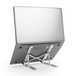 Portable Laptop & Tablet Stand | Pukkr Silver - Image 5