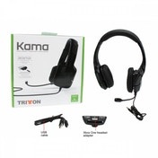 Ex-Display Tritton Kama Stereo Headset for Xbox One (Includes Headset Adaptor) Used - Like New