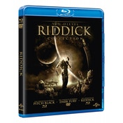 The Riddick Collection Blu-ray
