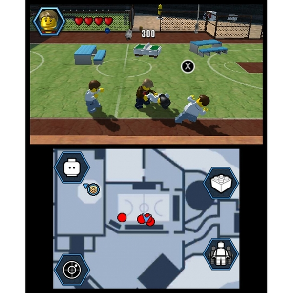 Lego City Undercover The Chase Begins Game 3DS (Selects) - Image 3