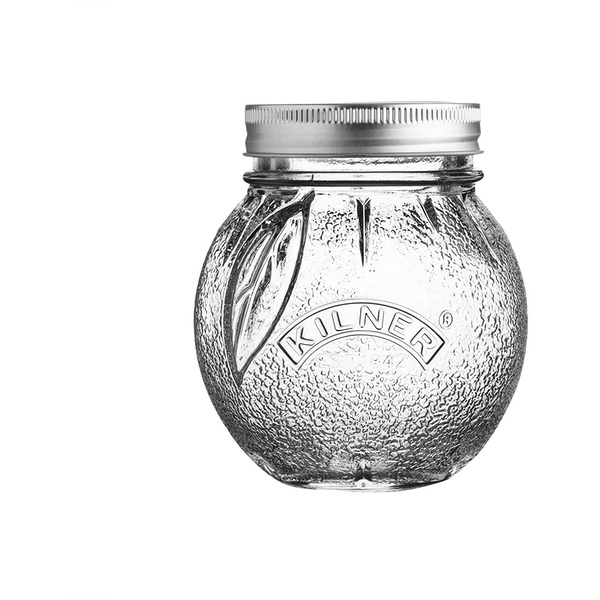 Kilner Orange Fruit Preserve Jar 0.4L