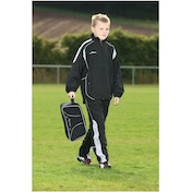PT Ultimate Tracksuit Trousers Black/Silver/White 46-48
