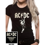 Ac/Dc-Thunderstruck Woman's Large T-Shirt