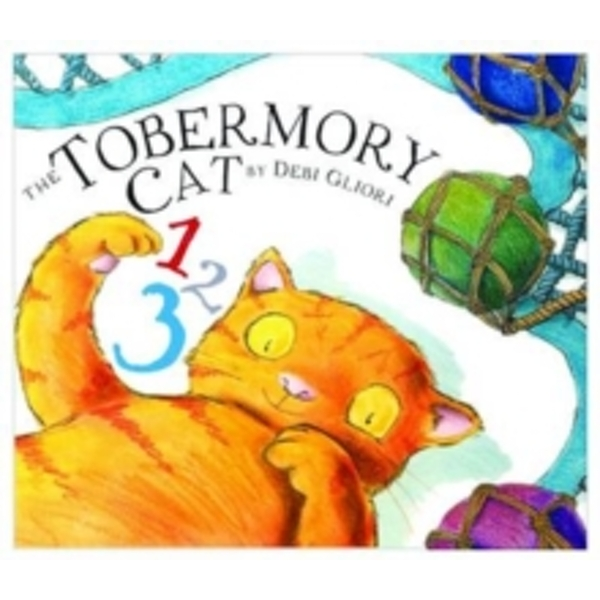 The Tobermory Cat 1, 2, 3 by Debi Gliori (Hardback, 2014)