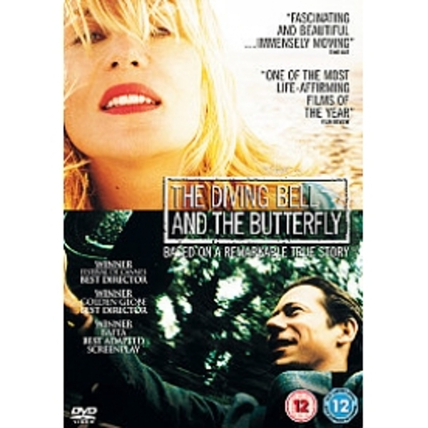 Diving Bell And The Butterfly DVD