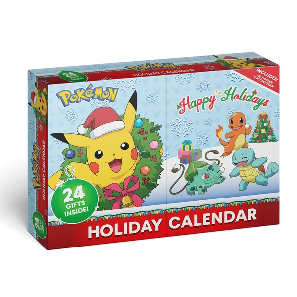 Pokemon Advent Calendar 2020
