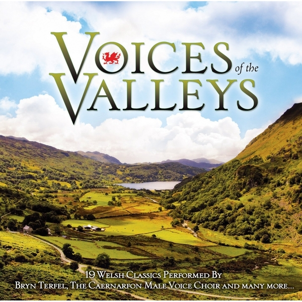 Voices Of The Valleys CD