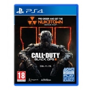 Call Of Duty Black Ops 3 III PS4 Game (with Nuketown Map DLC)