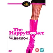 The Happy Hooker Goes To Washington DVD